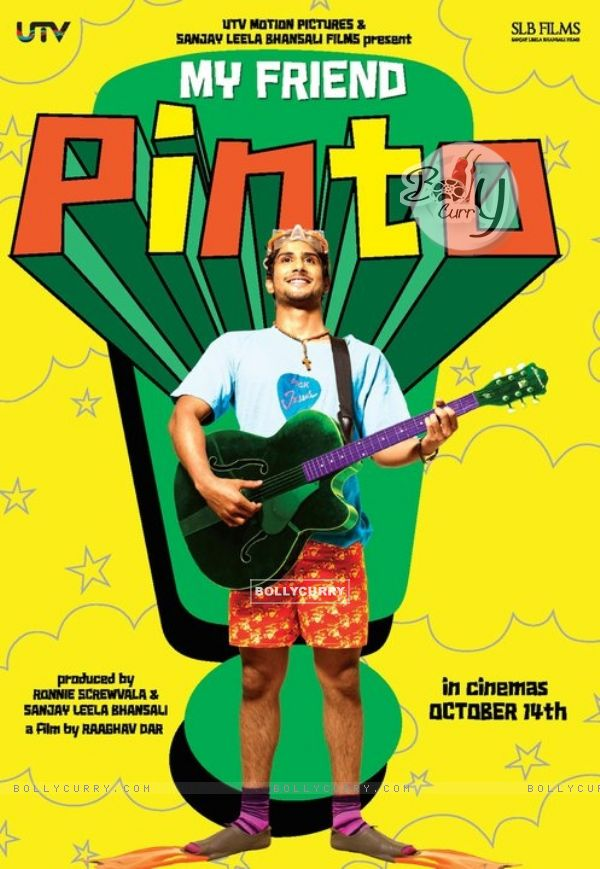 Poster of the movie My Friend Pinto (163944)