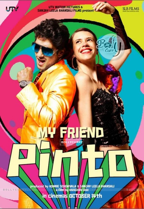 Poster of My Friend Pinto movie (163945)