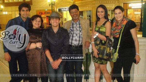 Cast of Tv show Tere Liye