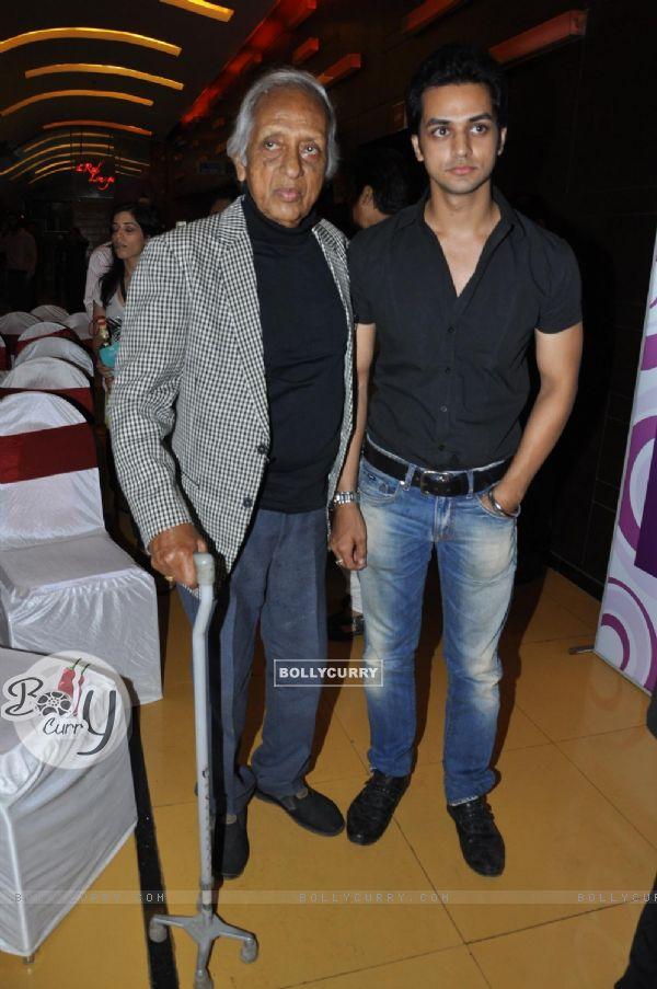 Shakti Arora at Premiere of film 'Aazaan' at PVR Cinemas in Juhu, Mumbai