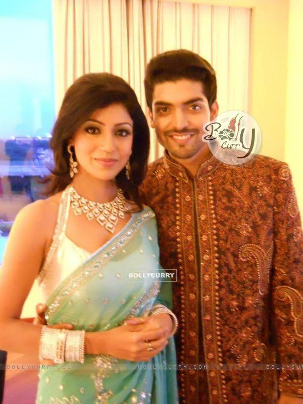 Gurmeet Choudhary & Debina Choudhary