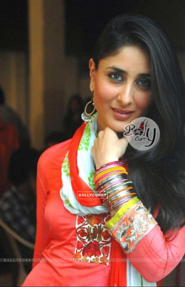 Kareena Kapoor in the movie Bodyguard