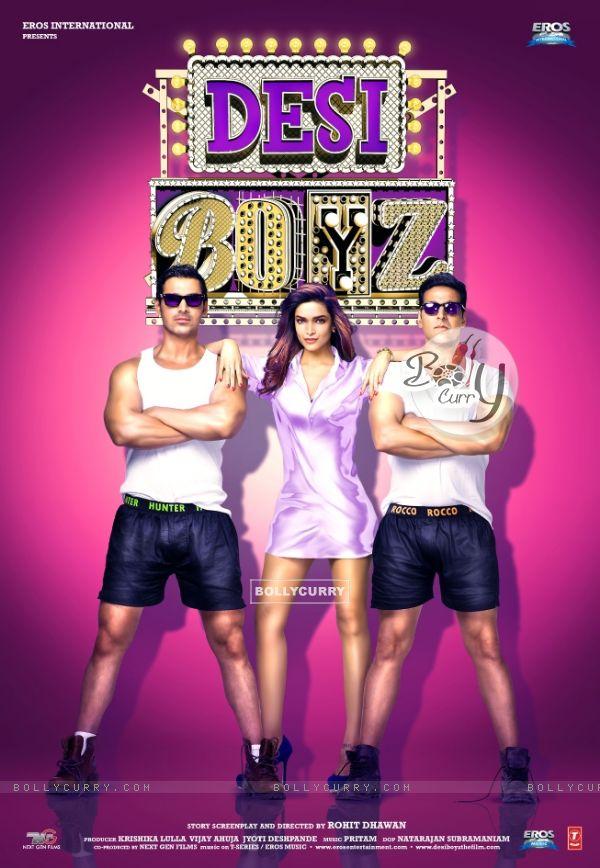 Poster of Desi Boyz movie (170841)