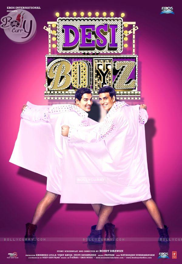 Poster of Desi Boyz movie (170843)