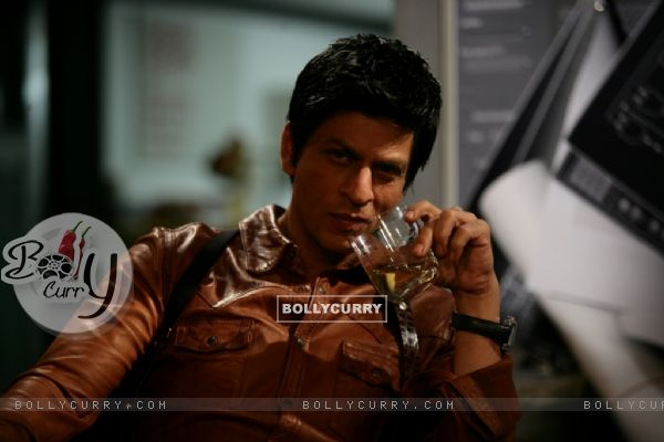 Shah Rukh Khan in the movie Don 2