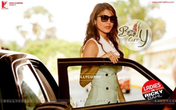 Anushka Sharma in the movie Ladies vs Ricky Bahl