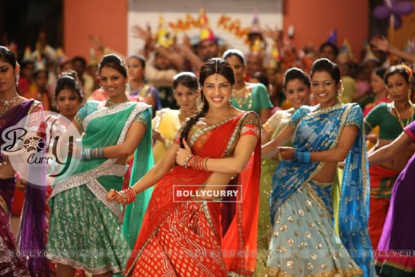 Priyanka in Agneepath (2012) stills