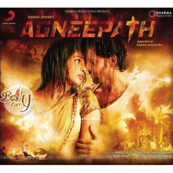 Agneepath (2012) DVD cover image (174826)