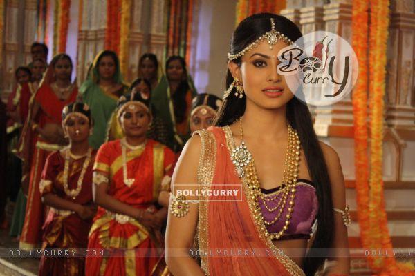 Mouni Roy as Sati in Devon Ke Dev. Mahadev