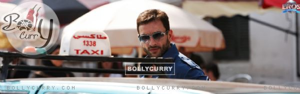 Saif Ali Khan in the movie Agent Vinod (181822)