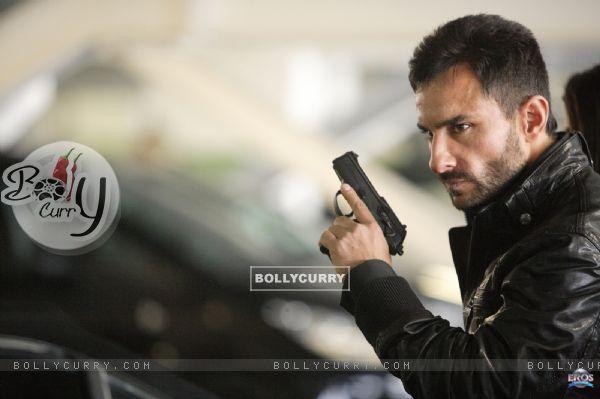 Saif Ali Khan in the movie Agent Vinod (181824)