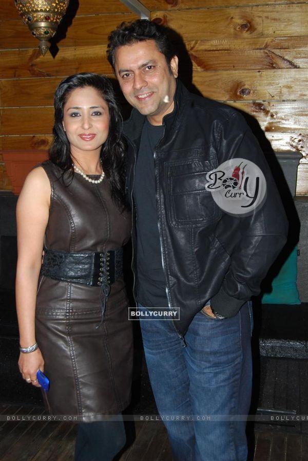 at Ye Rishta Kya Kehlata Hai 800 episodes celebration Party in Mumbai ...
