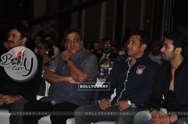 Celebs at IBN7 Super Idols Awards in Mumbai