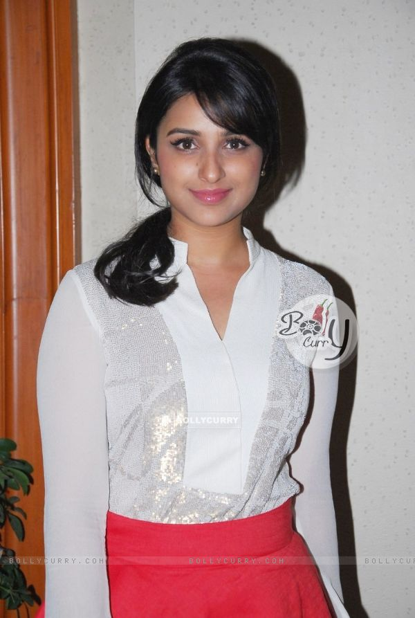 Parineeti Chopra at IIFA 2012 Voting Weekend