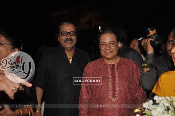 ... Hariharan at Launch of Bhupinder-Mitali Singh-Gulzar's album 'Aksar