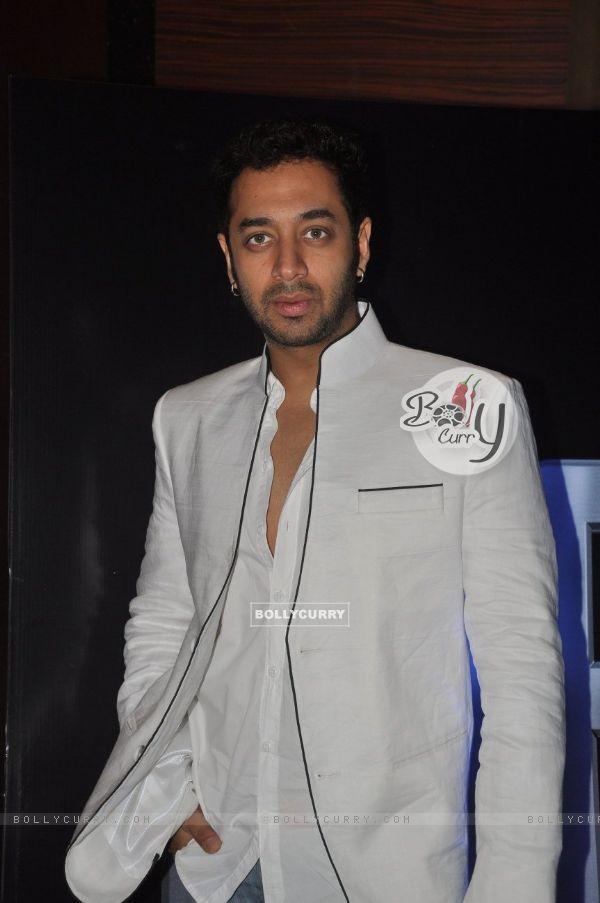 Hiten Paintal at Film Tukkaa Fitt first look launch at Hotel Novotel in Juhu, Mumbai
