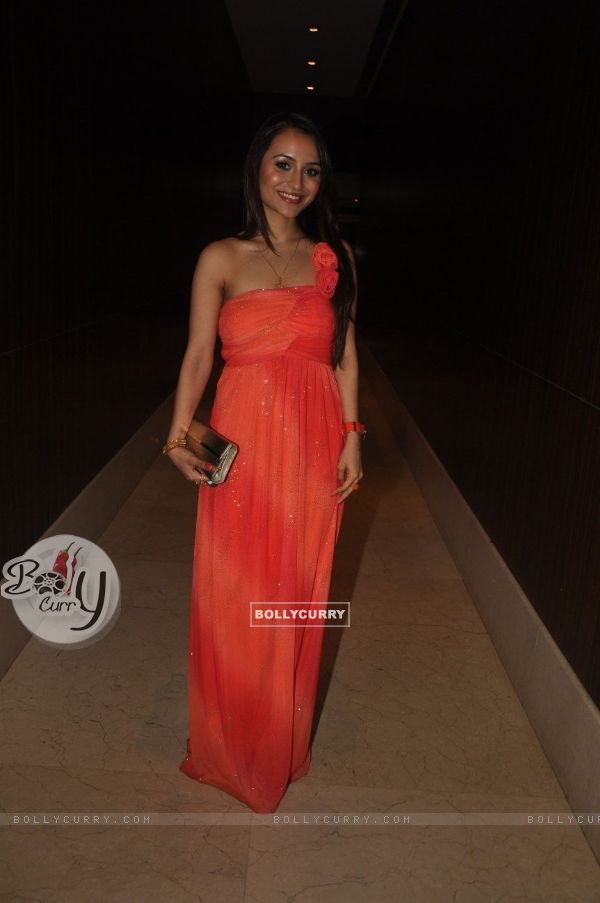 Niekkesha Rangwala at Film Tukkaa Fitt first look launch at Hotel Novotel in Juhu