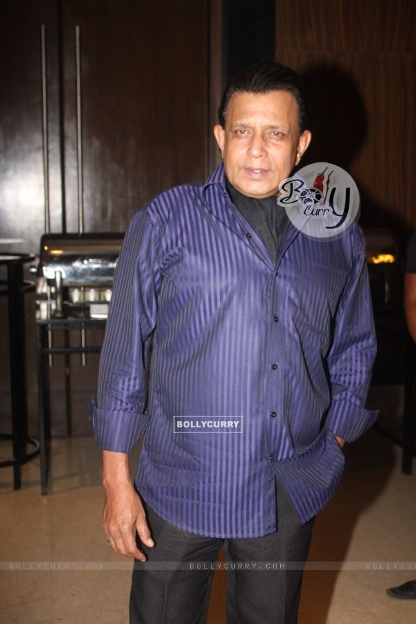 Mithun Chakraborty at Film Tukkaa Fitt first look launch at Hotel Novotel in Juhu, Mumbai