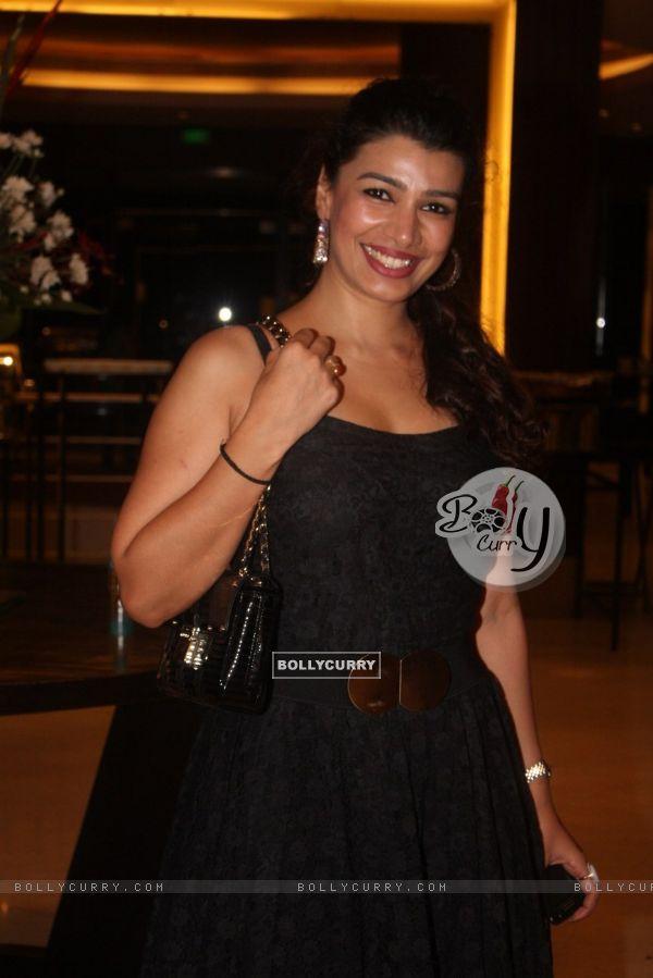 Mink at Film Tukkaa Fitt first look launch at Hotel Novotel in Juhu, Mumbai