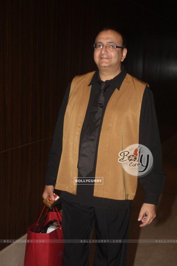 Vivek Vaswani at Film Tukkaa Fitt first look launch at Hotel Novotel in Juhu, Mumbai