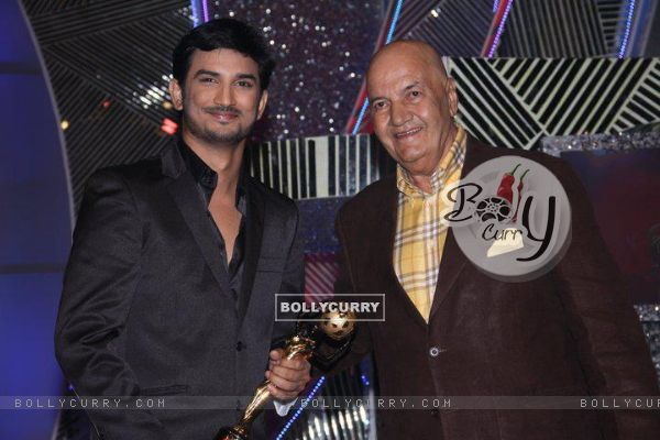 Sushant Singh Rajput Wins Best Actor At Global Indian Film And Television Honour
