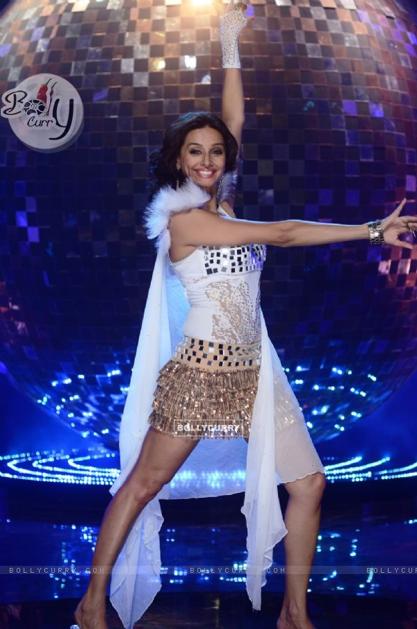 Shibani Dandekar at Jhalak Dikhhla Jaa 5 - Dancing with the stars