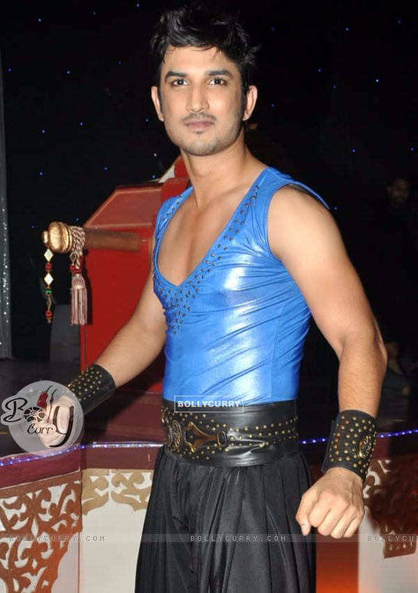 Sushant Singh Rajput At Indian Televison Academy Awards 2011