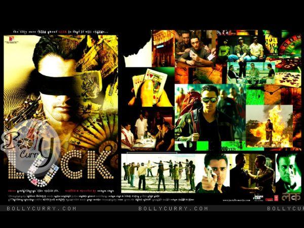 Luck movie wallpaper with Imran Khan   Imran Khan ...Imran Khan Luck Wallpaper