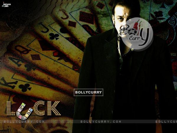 Sanjay Dutt wallpaper from movie Luck