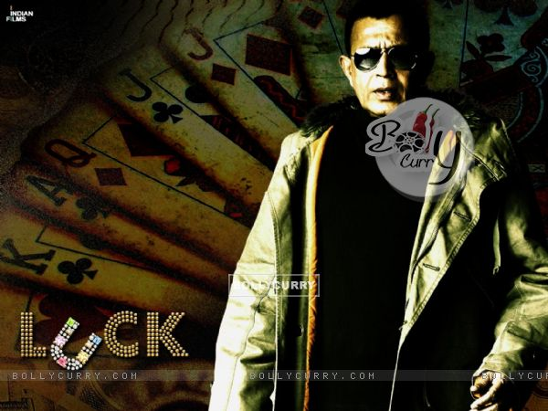 Mithun Chakraborty wallpaper from movie Luck (20324)
