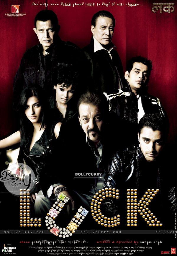Poster of movie Luck (20325)