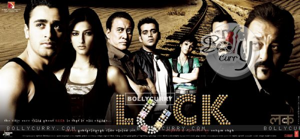 Poster of Luck movie (20330)