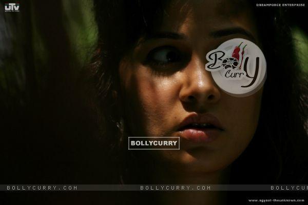 Nisha Kothari in Agyaat movie (20404)