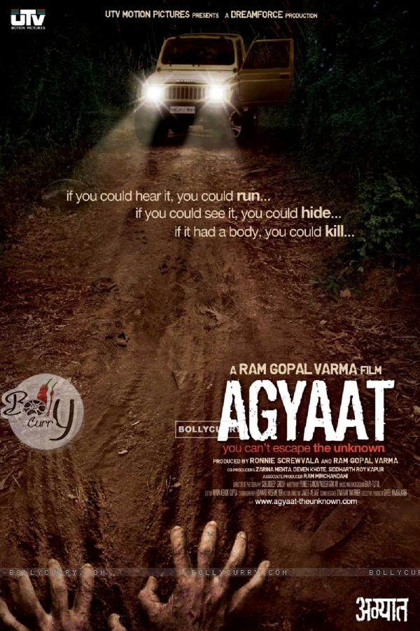 Poster of the movie Agyaat (20405)