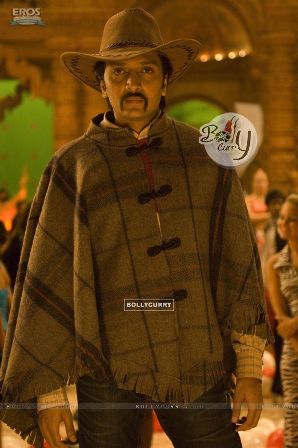 A still image of Ritesh Deshmukh