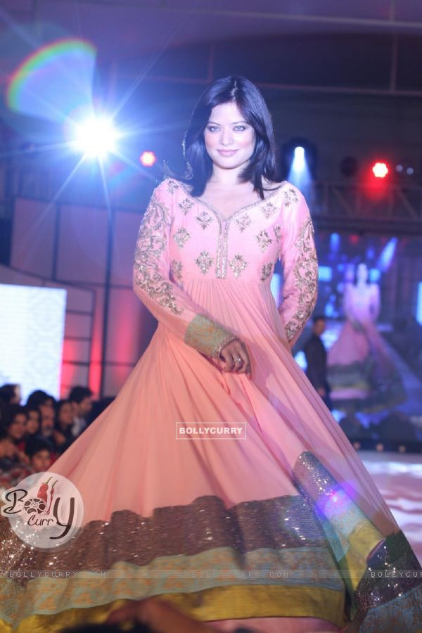 Arzoo Govitrikar at Pidilite CPAA fashion show