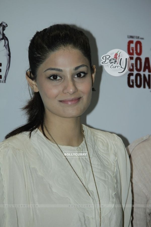 Pooja Gupta promoting Movie Go Goa Gone (211527)