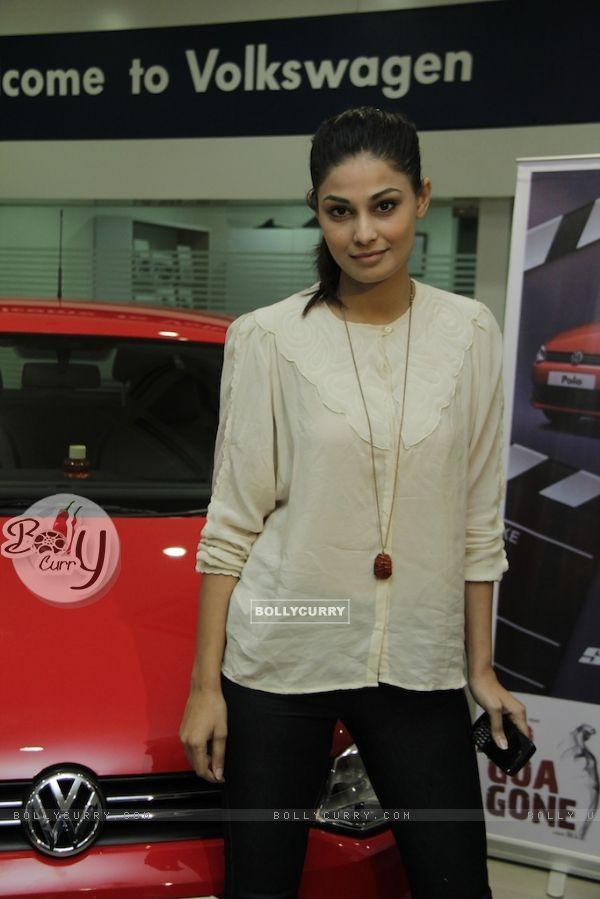 Pooja Gupta promoting Movie Go Goa Gone (211534)