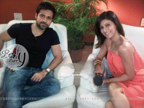 Khusboo and Emraan Hashmi