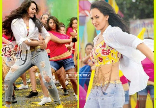 Sonakshi Sinha performing on Go Go Govinda in Oh My God! (223027)