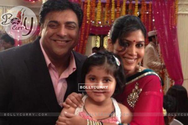 Ram, Priya and Pihu