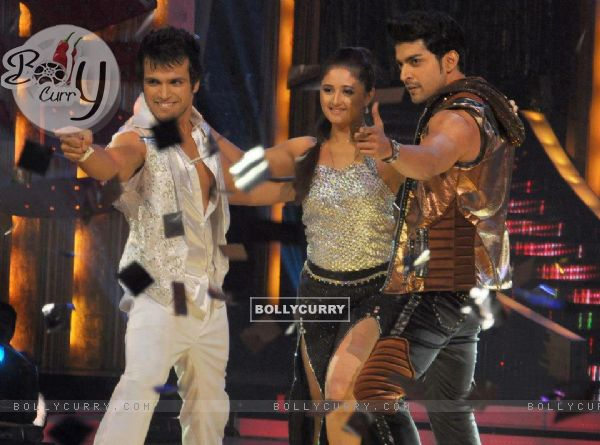 Rithvik, Rashmi and Gurmeet