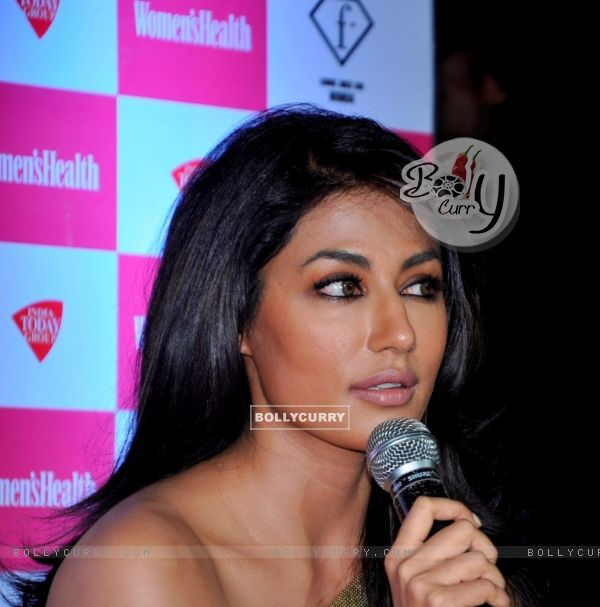Actress chitrangada singh launched women s health magazine in a press