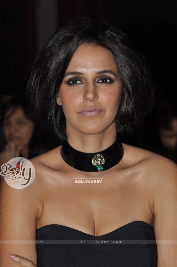Neha Dhupia at film RUSH music launch in Hotel JW Marriott Juhu (230604)