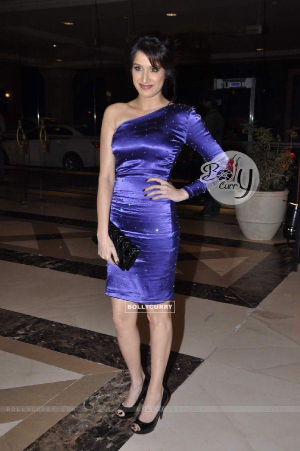 Sagarika Ghatge during the music launch of upcoming film Rush (230685)