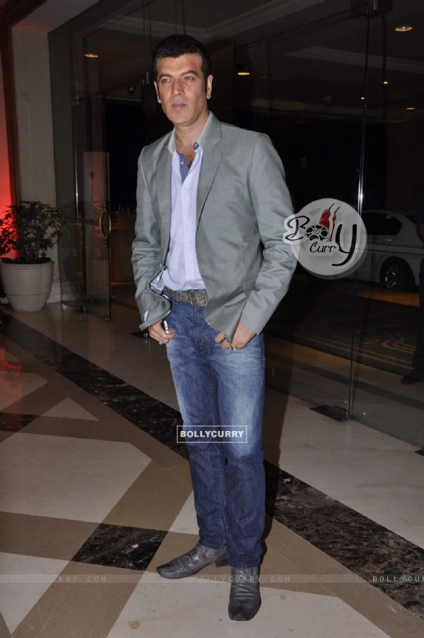 Aditya Pancholi during the music launch of upcoming film Rush (230687)