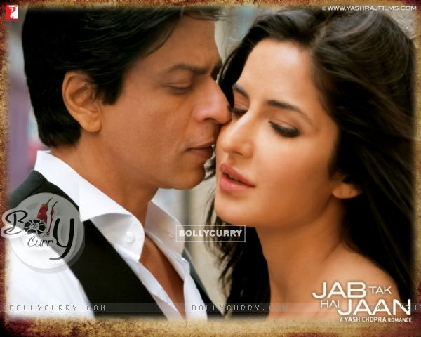 Shah Rukh Khan and Katrina Kaif in Jab Tak Hai Jaan (232807)