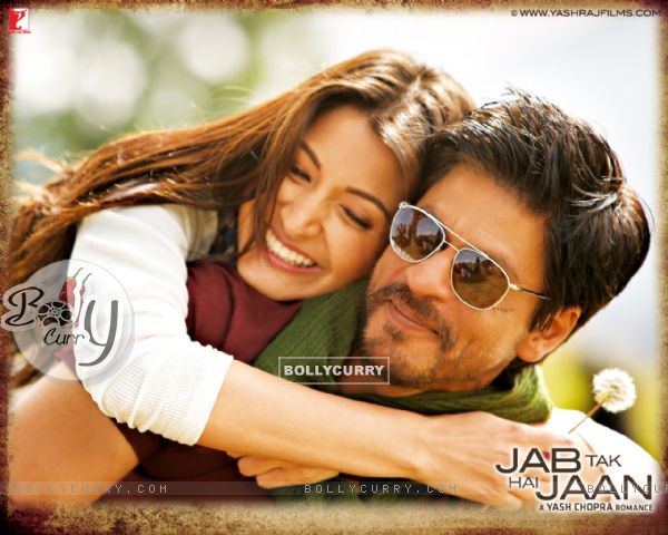 Shah Rukh Khan and Anushka Sharma in Jab Tak Hai Jaan (232811)