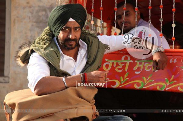 Ajay Devgn in Son of Sardaar (233144)