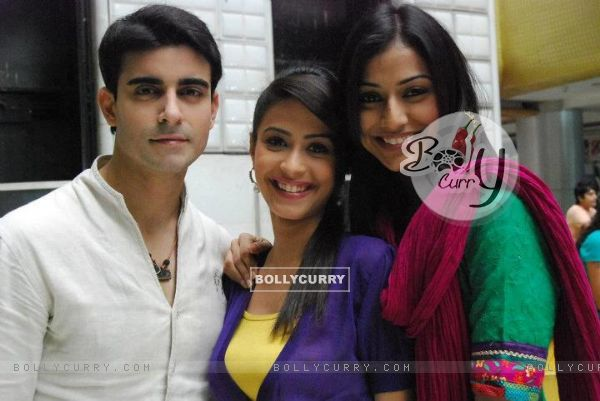Gautam, Dimple and Mala